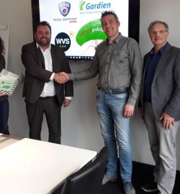 Samen met het ingenieursbureau TSG Group is WVS een van de gelukkigen die de 'Challenge Technologie voor Inclusie' hebben gewonnen.