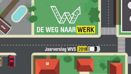 Jaarverslag 2018: de weg naar werk